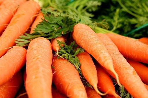 5 vertus des carottes pour la santé